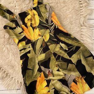 NWT! Farm Rio banana dress